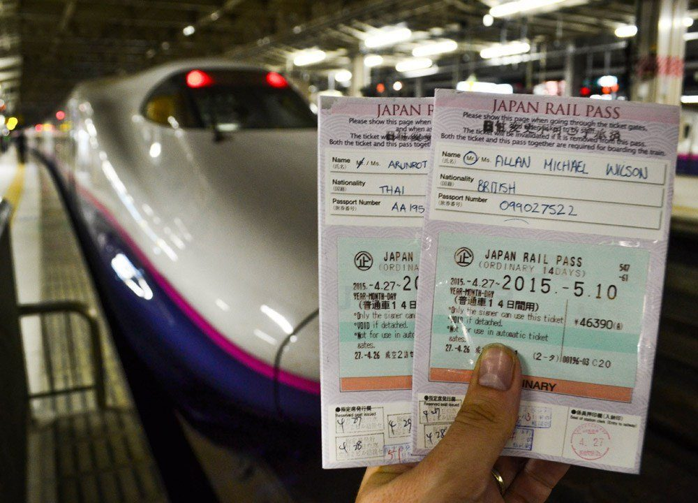 JR Rail Pass - Who Can Buy A JR Rail Pass - JR Rail Passes