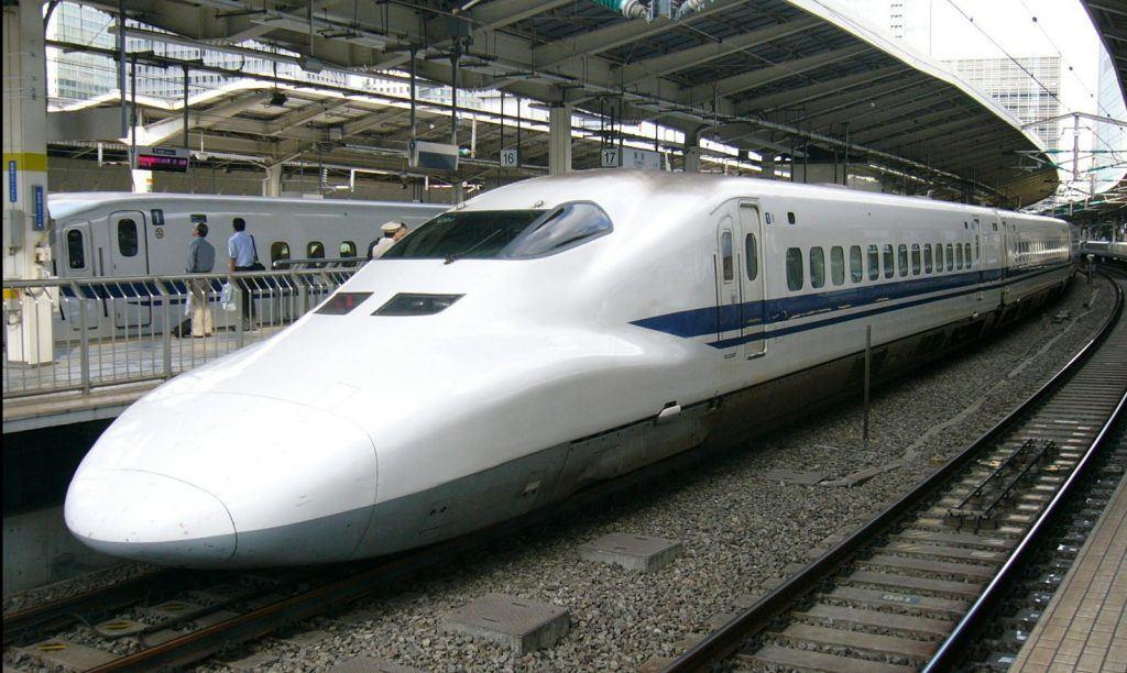 JR Rail Pass - Japanese Bullet Train