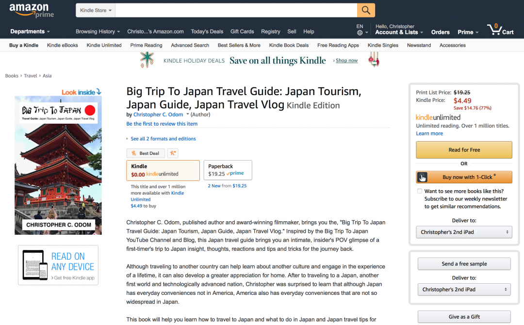 Big Trip To Japan Travel Guide 🇯🇵 🌏 📕 - 🇯🇵 Big Trip To Japan helps you plan an adventurous meaningful 🇯🇵 Big Trip To Japan, enjoy the journey of a lifetime, and thrive as a seasoned 🌏 world traveler.