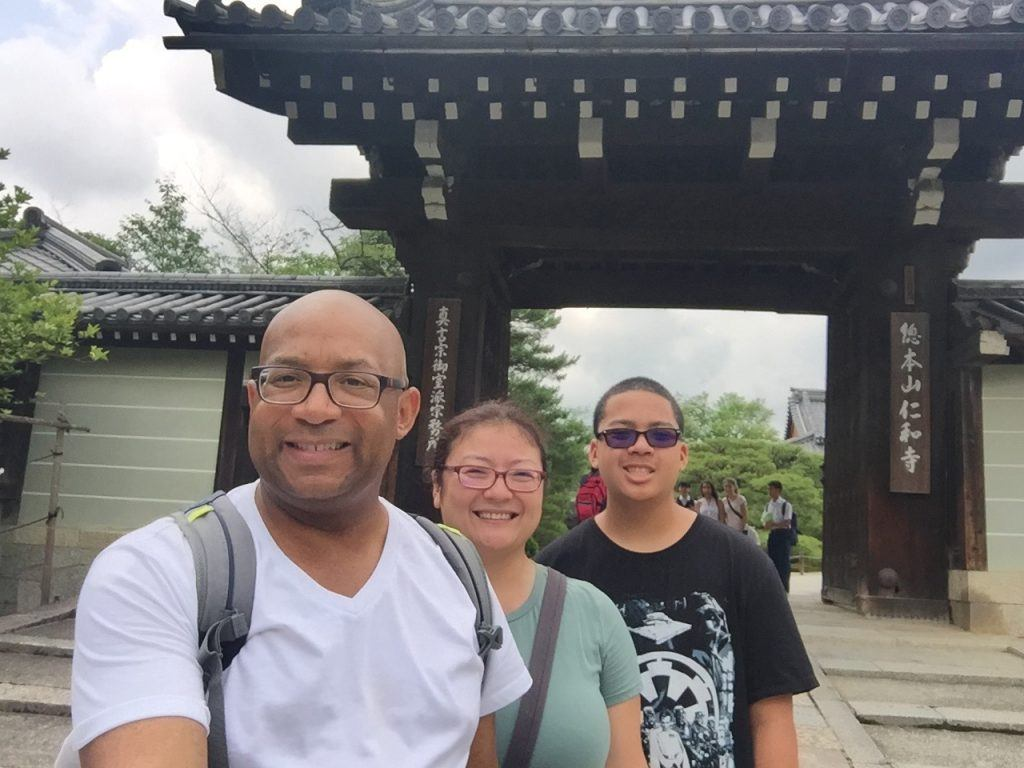 Ninnaji Temple - Kyoto - Japan