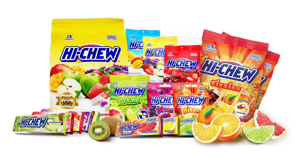Where Should You Buy Souvenirs In Japan - Inexpensive Japanese Gifts And Japanese Souvenirs - Japanese Hi-Chews