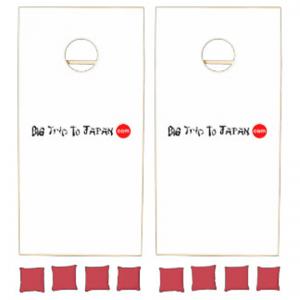Cornhole Set -Cool Japan Travel Christmas Gift Ideas List YouTube Video 2017