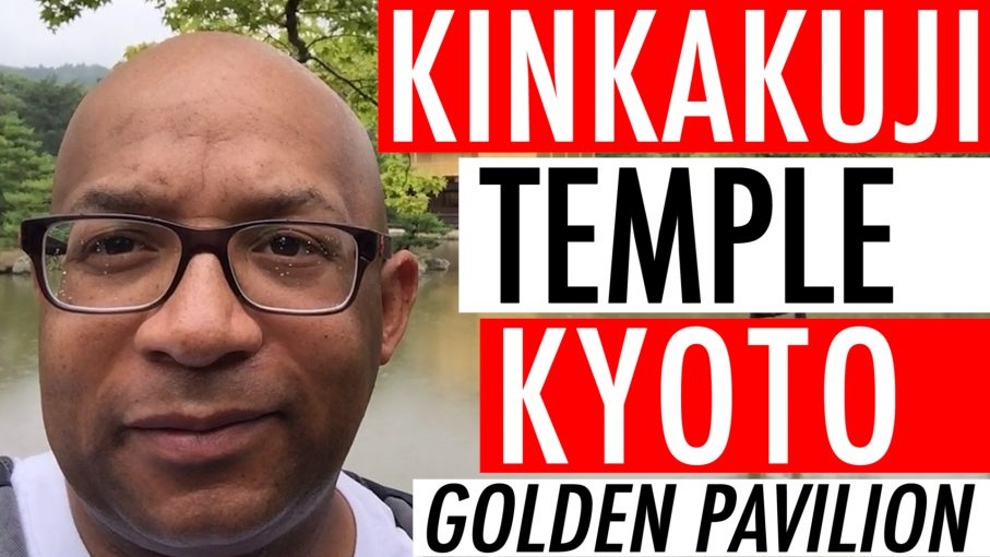 Kinkakuji Kyoto Golden Temple Walkthrough – 4 Reasons To See Kinkakuji Golden Pavilion 2018 🇯🇵 ⛩ 🌸