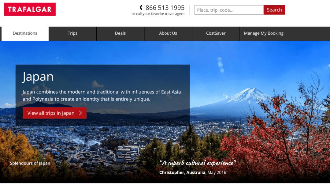 Discover Trafalgar Japan Award-Winning Tours 🛫 🌏 🇯🇵