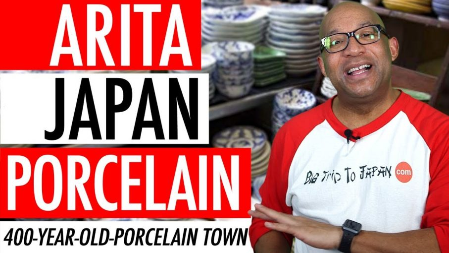 Arita Japan 400-Year-Old Porcelain Town - Arita Yaki, The Cradle Of Porcelain Manufacturing 🇯🇵 🍜 🏯