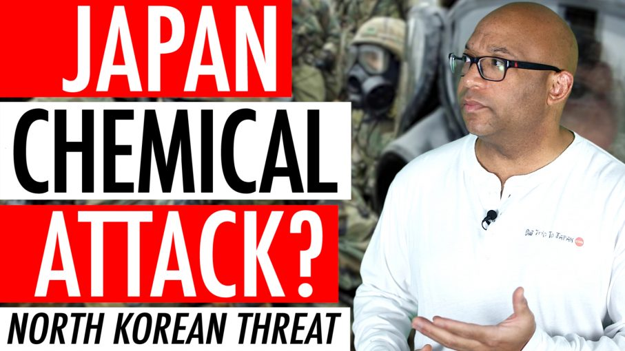 Japan North Korea Chemical Weapons Threat 2018 - US Not Kidding On Chemical Threat In Japan 🇯🇵 🛢️ ⚠️